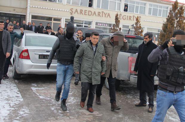 Muradiye İlçe Belediye Başkanı Mehmet Ali Tunç gözaltına alındı