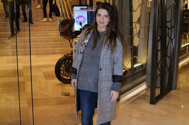 Pelin Karahan doğum için sabırsızlanıyor