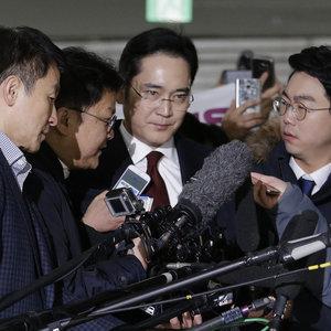 Samsung Başkanı'na tutuklama talebi!