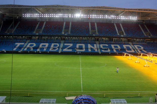Trabzonspor Şenol Güneş Stadı'nı maç başı kiralayacak