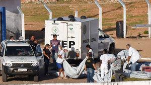Brezilya'da cezaevi isyanlarının bilançosu: 120 ölü