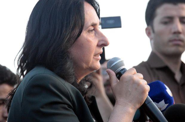 HDP'li Nursel Aydoğan'a 103 yıl hapis istemiyle dava açıldı