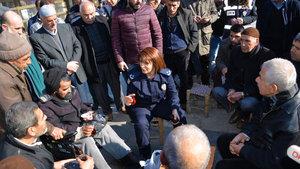 Sur'un güvenliği kadın müdüre emanet