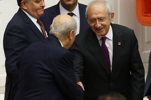Kemal Kılıçdaroğlu, Devlet Bahçeli'den randevu istedi