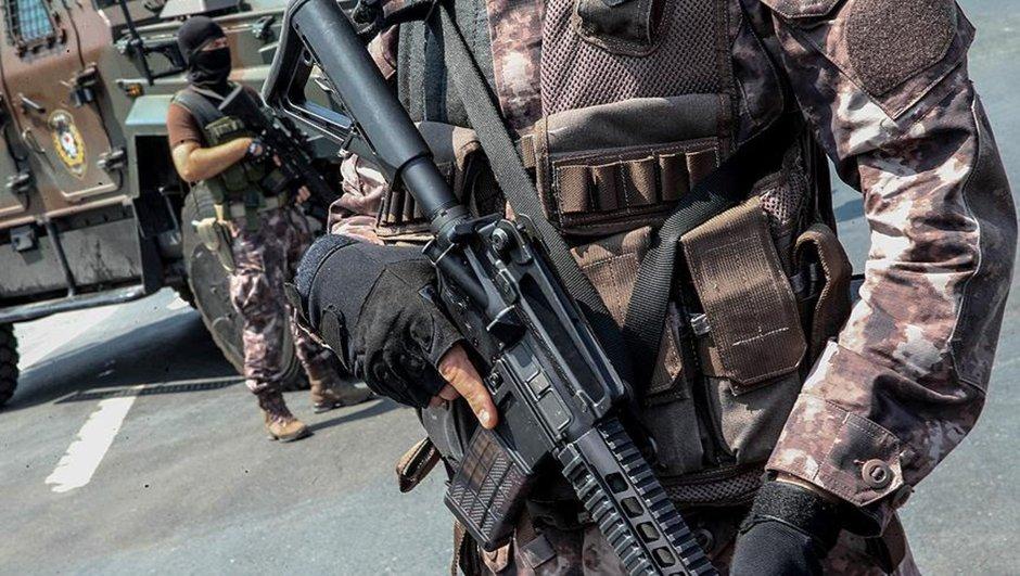 İzmirde terör örgütüne büyük darbe
