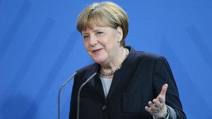 Angela Merkel'den Donald Trump açıklaması