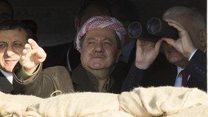 Mesut Barzani'nin istifa edeceği haberleri yalanlandı