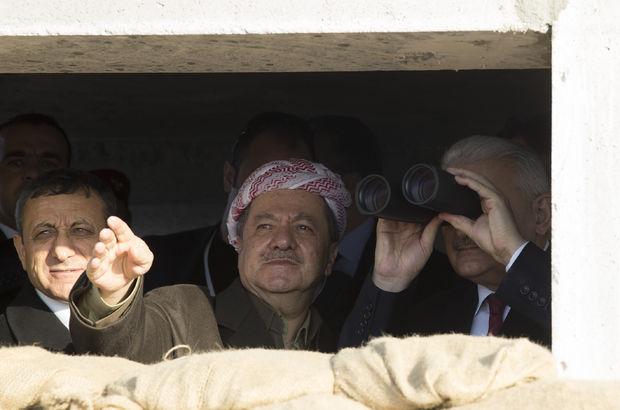 Mesut Barzani haberleri yalan çıktı