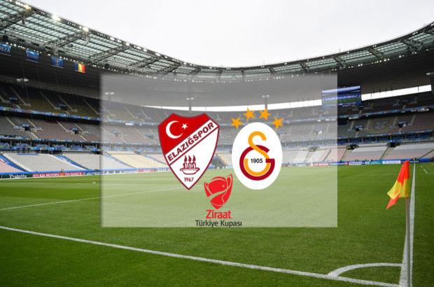 Elazığspor - Galatasaray maçı hangi kanalda, saat kaçta, ne zaman?