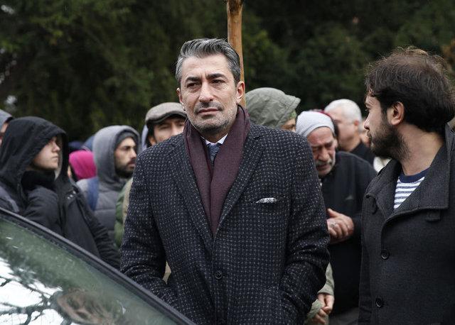 Erkan Petekkaya hastaneye kaldırıldı