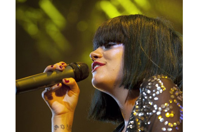 Ünlü şarkıcı Lily Allen'den Nusret paylaşımı