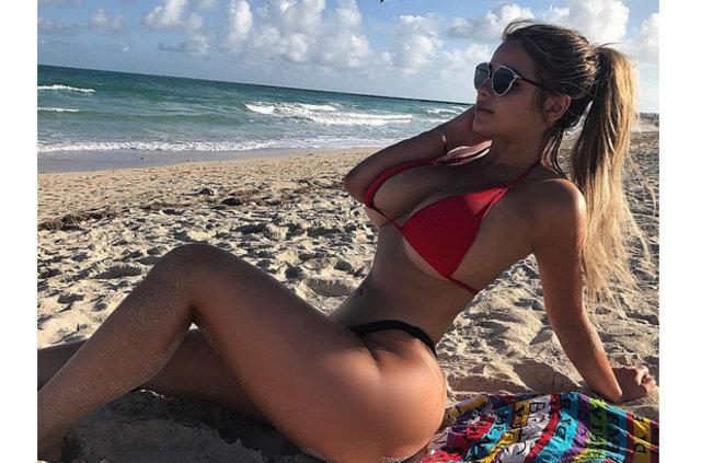 Anastasia Kvitko reklam yüzü oldu