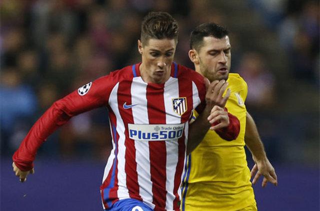 Fikret Orman Fernando Torres'le görüştü