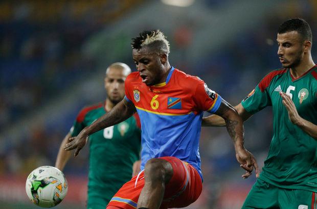 Demokratik Kongo Cumhuriyeti: 1 - Fas: 0