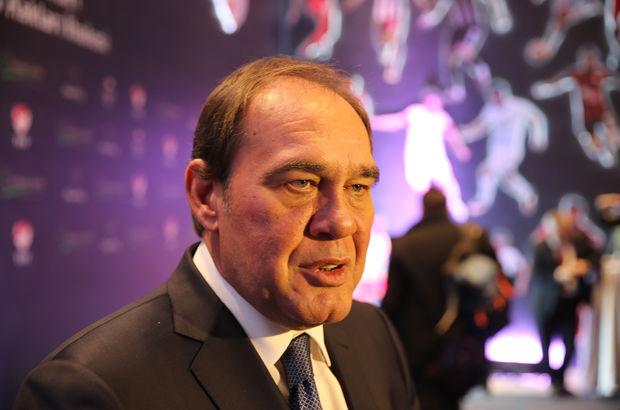 Demirören, UEFA'nın TEP Toplantısı'nda!