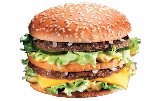 The Economist  Big Mac Endeksi dolar TL