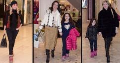 Hanımların alışveriş turu