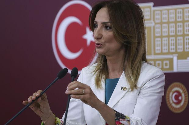 Aylin Nazlıaka'nın CHP'den ihracının iptal talebine ret