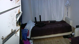 İşte teröristin yakalandığı o ev!