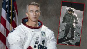 Ay'a son ayak basan astronot Eugene Cernan hayatını kaybetti