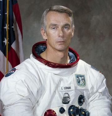 Ay'a son ayak basan astronot hayatını kaybetti
