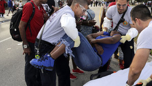 Miami'de kalabalığa ateş açıldı: 8 yaralı!