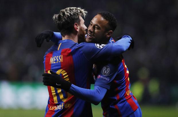 Neymar ve Messi