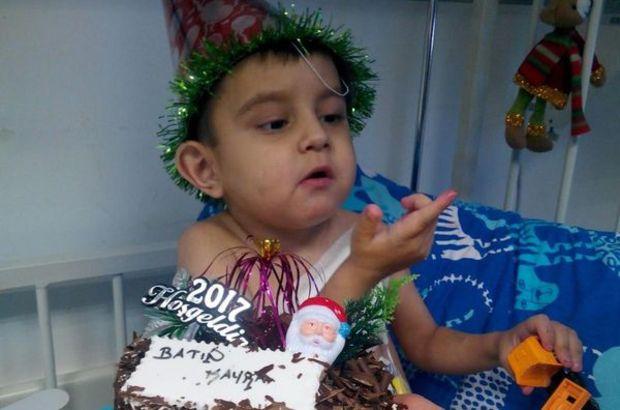Karaciğer ve böbrek nakil bekleyen çocuğu için bakanlıktan kolaylık bekliyor!