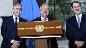 Kıbrıs müzakereleri yarın İsviçre'de devam edecek