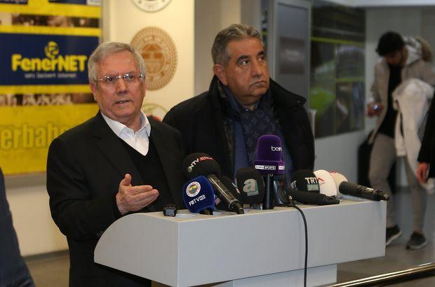 PFDK'dan Aziz Yıldırım'a 45 gün hak mahrumiyeti cezası