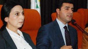 Demirtaş için 142, Yüksekdağ için 83 yıl hapis istemi
