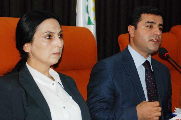 Selahattin Demirtaş için 142, Figen Yüksekdağ için 83 yıl hapis istemi