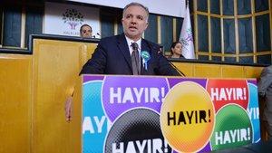 Ayhan Bilgen: Halklar ve özgürlükler için 'hayır' diyeceğiz