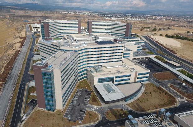 Sekiz şehir hastanesi bu yıl kapılarını açacak!