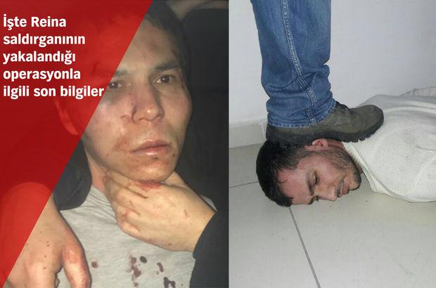 SON DAKİKA: Reina saldırganı yakalandı! Reina katliamcısı Esenyurt'ta yakalandı!