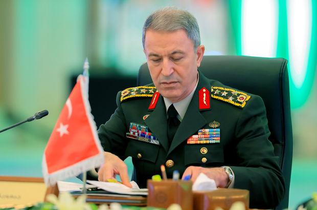 Org. Hulusi Akar: NATO, Türkiye'ye daha fazla somut destek vermeli