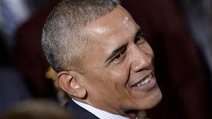 İsrail'den Barack Obama'ya veda mesajı