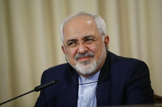 İran Dışişleri Bakanı Zarif: ABD'nin Astana'ya katılmasına karşıyız