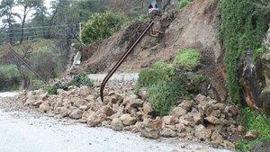 Muğla-Marmaris karayolu kapandı