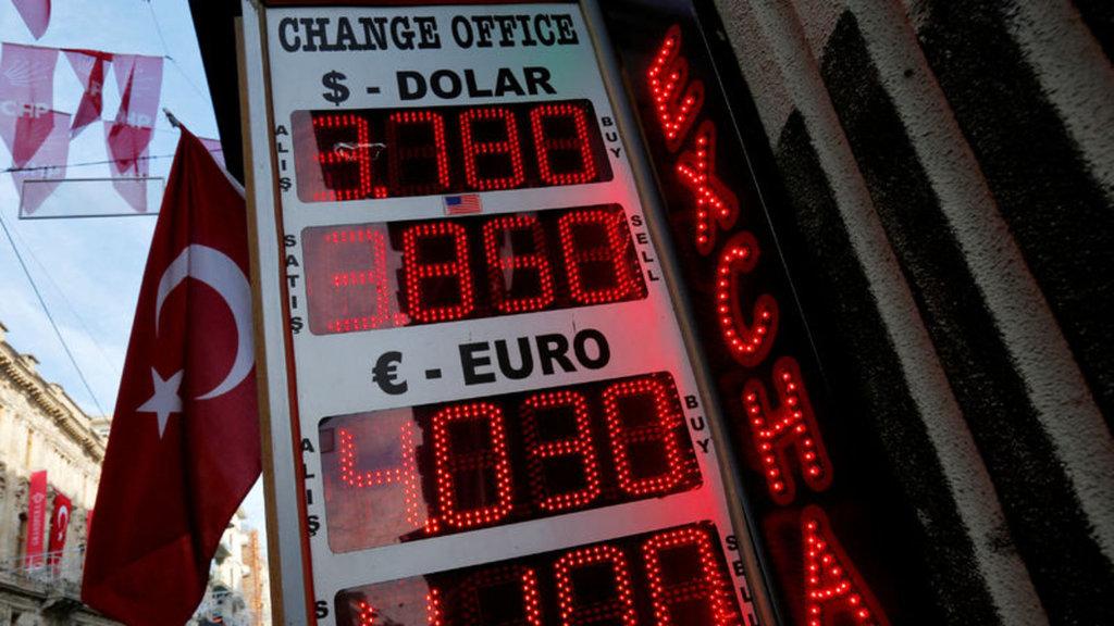 Dolar Merkez Bankası'nın son hamlesiyle düştü