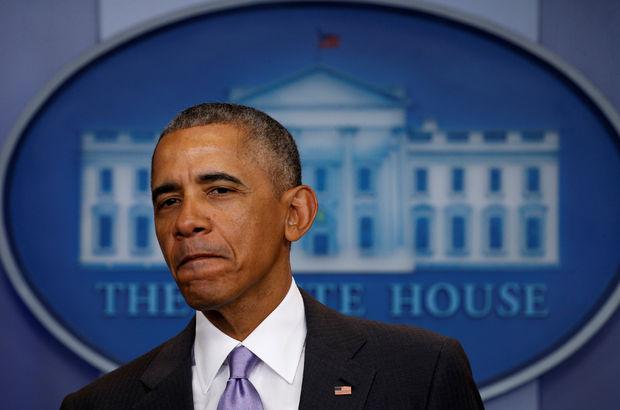 Obama'ya çok sert: Valizini topla!
