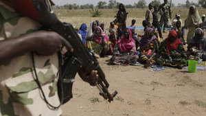 Nijerya'da yanlışlıkla mülteci kampı bombalandı