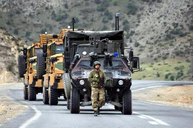 Mardin'deki terör operasyonunda 3 kişi tutuklandı