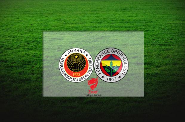 Gençlerbirliği - Fenerbahçe maçı hangi kanalda, saat kaçta, ne zaman?