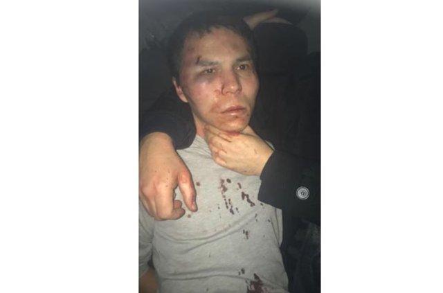 """Reina teröristi Abdulkadir Masharipov'un ilk sözü """"Beni öldürmeyin!"""" olmuş"""