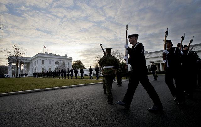 Donald Trump 20 Ocak'ta yemin töreniyle göreve başlayacak