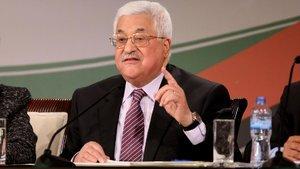 Mahmud Abbas: Barış sürecini sona erdirecek bir adım