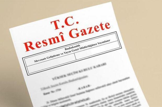 Bakanlar Kurulu kararları Resmi Gazete'de