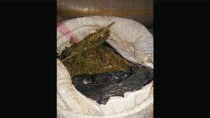 Şanlıurfa'da yarım ton uyuşturucu ele geçirildi