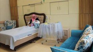 'Keyifli Bebek Odaları' normal doğumu teşvik ediyor